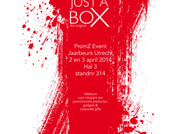 Just a Box op Promz Event Jaarbeurs Utrecht